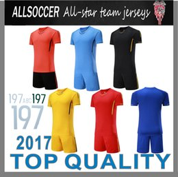 6dea08a1227 Team Soccer Jersey Set Canada - A215 004 !!soccer training jerseys