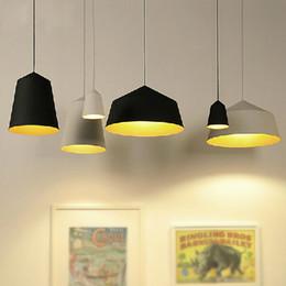 Pendant Lights Nordic IKEA Pendnat Lamp Lighting Modern Minimalist Living Room Bedroom Aluminum Creative Personality Bris Lamps