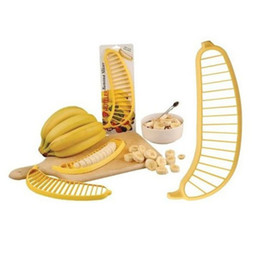 $enCountryForm.capitalKeyWord UK - Banana Slicer Chopper Cutter Vegetable Transport Tools Fruit Salad Sundaes Cereal Cooking Tools Kitchen accessories free shipping