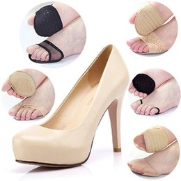 $enCountryForm.capitalKeyWord Canada - 10 style Choose Super Soft Forefoot Pad High Heel Shoes Invisible Heel Cushions Anti-slip Half Insole Thicken Shoe Food Care Pad