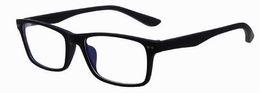 Розничная 1 шт. модный бренд очки кадры красочные пластиковые оптические очки кадры в довольно хорошем качестве