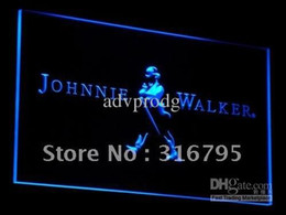 johnnie walker signs 2021 - a082-b Johnnie Walker Whiskey Wine Bar Neon Light Signs