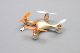 New Mini Drone Camera Canada - HT F803 F803C RC Helicopter Quadcopter Carefree Mode Auto Return Mini Aircraft Camera 2.4Ghz 6 Axis 4CH Drone NEW Arrival 2015