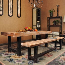 Discount Wrought Iron Wood Coffee Table Hannaford American Restaurant Dinette Combination Of Solid Wood To Do