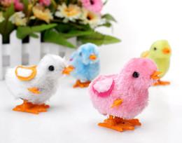 $enCountryForm.capitalKeyWord Canada - Wholesale-Lovely vintage toy Plush Chicken Toy for Children,Kids Wind Up Chicken Toys,Baby Clockwork Chicken