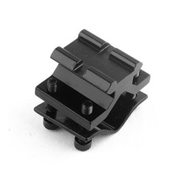 Chinese  Promotonal Free Shipping Butterfly Barrel Clamp Accessory 20mm Weaver Scope Mount Rail manufacturers