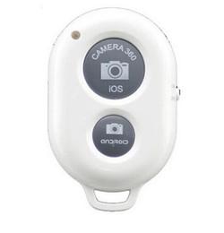 Vente en gros Le déclencheur à distance Bluetooth 2019 sans fil chaud contrôle le retardateur de l'appareil photo. bon Shutte pour smartphone IOS et Samsung HTC LG