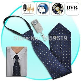 $enCountryForm.capitalKeyWord NZ - Necktie Camera 8G Tie DVR mini camera with Remote Control Neck Tie camera mini camcorder video recorder 10pcs lot