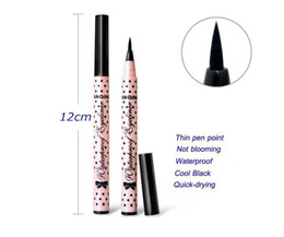 Discount fashion liner - Hot Fashion Waterproof Eyeliner Eye Liner Pen Pencil Makeup Cosmetic Beauty free shipping DHL 60040