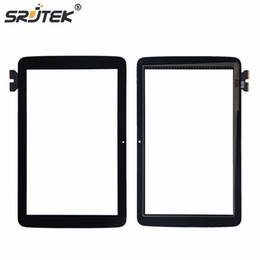 "Discount tablet replacement screen - Wholesale- Srjtek 10.1"" For LG G Pad 10.1 V700 VK700 Touch Screen Digitizer Sensor Glass Panel Tablet PC Replacemen"