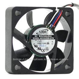 $enCountryForm.capitalKeyWord Canada - New Original for ADDA AD5005HB-D7B 5015 5V 0.30A support four-wire PWM cooling fan