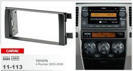 $enCountryForm.capitalKeyWord Canada - CARAV 11-113 Top Quality Radio Fascia for TOYOTA 4 Runner 2003-2008 Stereo Fascia Dash CD Trim Installation Kit
