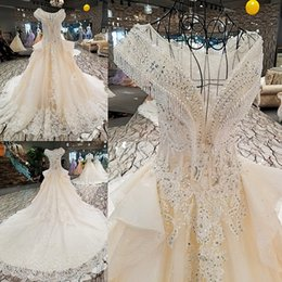 Import Wedding Dresses Canada - LS00280 wedding guest dress plus size guangzhou wedding dress with prices imported from china