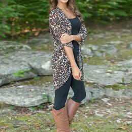 Leopard Print Kimono Cardigan Suppliers | Best Leopard Print ...