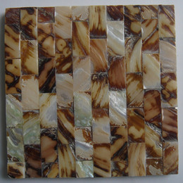 $enCountryForm.capitalKeyWord Australia - 10x20mm Raw material face Mother Of Pearl shell mosaic tile bathroom washroom wall tile kitchen backsplash tile #MS126