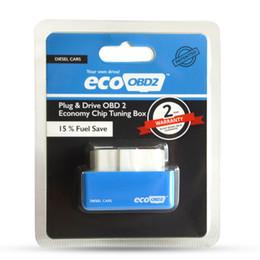 $enCountryForm.capitalKeyWord NZ - New Arrival EcoOBD2 Diesel Car Chip Tuning Box Plug and Drive OBD2 Chip Tuning Box Lower Fuel and Lower Emission