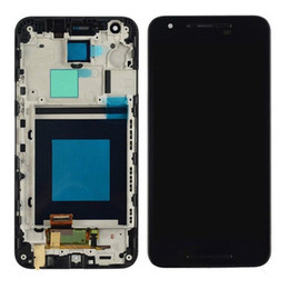 cellphone lcd repair UK - 5.2inch Original Screen For LG Google Nexus 5X Touch Screen Digitizer LCD Display With Frame Full Assembly H790 Cellphone Repair Parts