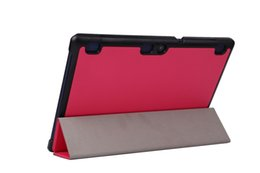 Tablets Tab Canada - 1pc PU Leather Stand Cover for Lenovo Tab 2 A10-70 A10-70L A10-70F A10-30 X30F TAB 3 10 Business TB3-X70F M Tablet Case