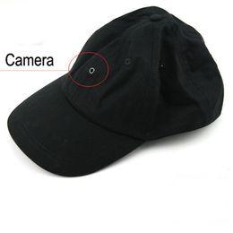 HD крышка камеры с MP3-плеер Bluetooth Romote управления HD Hat мини DVR пинхол камеры в розничной упаковке dropshipping 12 шт.