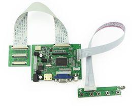 $enCountryForm.capitalKeyWord Canada - Universal HDMI VGA 2AV 50PIN TTL DS Controller Board Moudle + Remote Control IR for Raspberry PI LCD Display