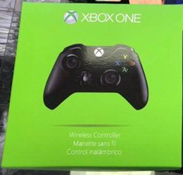 Microsoft xbox online shopping - Xbox One Game Controller Wireless Bluetooth Controller Joysticks for Xbox one for Microsoft Xboxone Controller With Retail Box