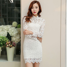 White lace dresses canada