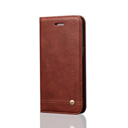 One Lite Canada - 10PCS Phone Cases For Huawei Mate10 mate9 Luxury Leather Flip Cover for Huawei P10 Lite P10 Plus Sony XZS one Plus5 cases