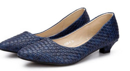 $enCountryForm.capitalKeyWord NZ - The 2016 spring of Korean shoes with low shallow mouth Shoes Size 40 41shoes comfortable woven surface 239