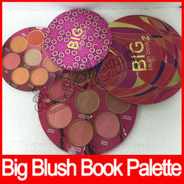 Wholesale sells books for sale – custom Hot selling Big Blush Book and Big Blush Book blush palette color dhl free