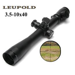 $enCountryForm.capitalKeyWord NZ - Leupold M1 3.5-10X40 Tactical Optics Riflescope Red And green Dot Reticle Fiber Sight Rifle Scope with free Scope Mounts