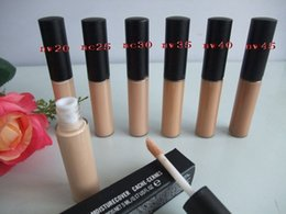 $enCountryForm.capitalKeyWord Canada - 10pcs Brand Makeup Studio Fix Powder Plus Liquid Foundation Base Face Care Select Moisturecover Cache-Cernes Concealer 5ml