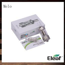 ElEaf airflow tank online shopping - Ismoka Eleaf Melo Atomizer ml ohm Melo Sub Ohm Tank Airflow Adjustable Clearomizer Best Match iStick W Original