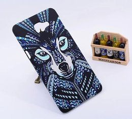 $enCountryForm.capitalKeyWord Canada - Painted king Luminous Aztec Jungle Animal Lion Tiger wolf Glow Cases for Samsung Galaxy A9 Elephant Matte Covers