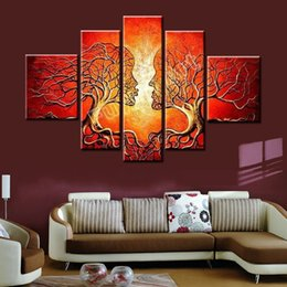 discount wall paintings for bedrooms tree | 2017 wall paintings