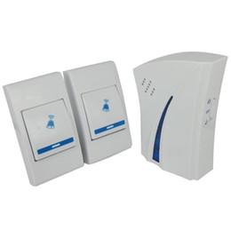 Music bells online shopping - 9510FD2 Wireless Remote Control Digital Doorbell meter music Doorbell Door Bell Chime receivers emitter