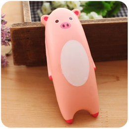 wholesale squishy pillow 2019 - Wholesale-Freeshipping Squishy Hand Pillow Cute Animal Computer Mouse Hand Rest Soft Wrist Rest For Mouse Pad Silica Gel