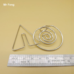 Metal Spiral Canada - Play Adult Decompression Intelligence Toys Chinese Metal Spiral Puzzle Ring Game