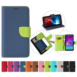 Iphone 4 cases online shopping - Universal Wallet Leather Case inch Silicone Cover With Card slots Stand Phone Cases For iPhone X Samsung Note Huawei
