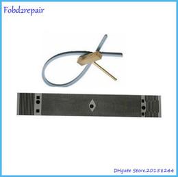 Pixel Cable NZ - Fobd2repair Citroen xm lcd ribbon cable for Citroen xm left info display fading pixel repair solder t head rubber cable Store: 20158244