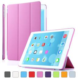 Ipad4 casIng online shopping - Free DHL Sleep Wake UP Retina Detachable Slim Magnetic Smart Leather Cover Stand Case for ipad mini1 new iPad3 iPad iPad4 iPad Air
