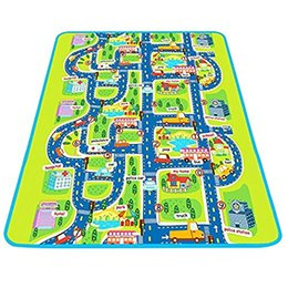 $enCountryForm.capitalKeyWord NZ - 10PCS Large Size for Baby Creeping Play Mat Beautiful Protect Against Slipping Ground Activity Play Mat for Infant Kids Mom-Infant Play Mat