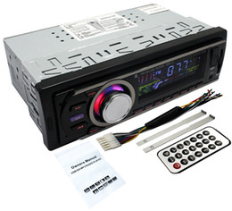 Discount new car hummer - RU Stokc Ship from Russia Pandamoto Car Multi-Functional Player New FM and MP3 Stereo Radio Receiver Aux with USB Port a