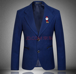 $enCountryForm.capitalKeyWord Canada - British wind red suit wet spring fashion men male han edition youth small suit coat blue wash and wear cultivate one's morality