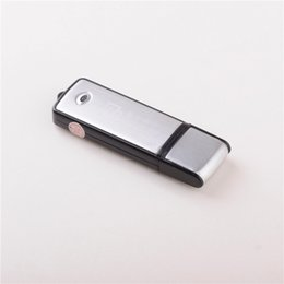 Chinese  Mini 4GB 8GB USB Flash Drive Disk Digital Audio Voice Recorder Free Shipping manufacturers