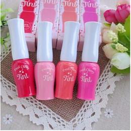 $enCountryForm.capitalKeyWord Canada - Women Etude House Fresh Cherry Soft Matte Lip Cream Lipstick Makeup Charming Long-lasting Daily Party tint Glossy Lipsticks Lip Gloss 10G