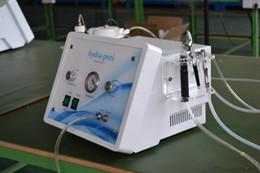 hydro skin machine 2019 - portable diamond peel dermabrasion hydro facial machine water oxygen spray skin deep cleaning machine cheap hydro skin m