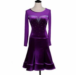 $enCountryForm.capitalKeyWord Canada - CAD208- CHEAPEST Rhinestones Women Latin Dress for Ballroom Dancing Latin Jurk Clothes for Salsa Rumba Tenue Danse Adulte Grande Taille