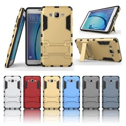 $enCountryForm.capitalKeyWord Canada - Ironman Hybrid Layer Fashion Luxury Iron Hard PC Case For Galaxy s9 s8 + J3 Prime,S7 S7 edge Z3 For LG Class + Soft TPU Holster Cover Skin