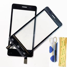 $enCountryForm.capitalKeyWord Australia - Wholesale- 4.5'' Touch Screen Digitizer For Fly iq4403 Digitizer Energie 3 Fits iq 4403 Touch Screen Touch Panel Front Glass Black Color