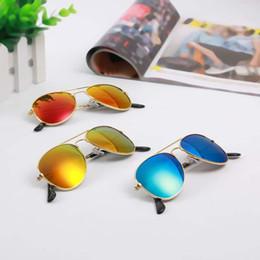 Discount vision alloy - High quality Polarized lens pilot Fashion Sunglasses For Men and Women Brand designer Vintage Sport night vision Sunglas
